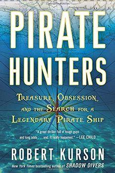 Pirate Hunters book cover