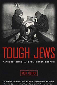Tough Jews  book cover
