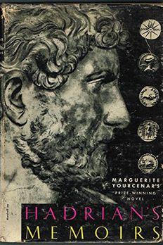 Hadrian's memoirs book cover