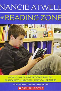 The Reading Zone book cover