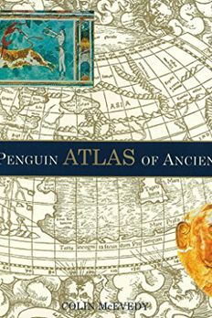 The New Penguin Atlas of Ancient History book cover