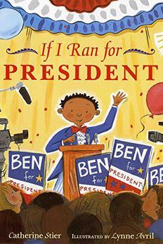 If I Ran For President book cover