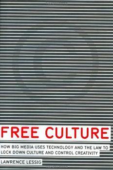 Free Culture book cover