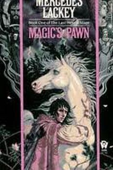 Magic's Pawn1stedition Text Only book cover
