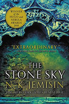 The Stone Sky book cover