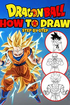 How To Draw Dragon Ball Step By Step book cover