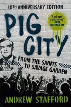 Pig City book cover