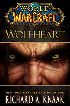 World of Warcraft book cover