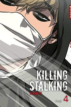 Killing Stalking. Season 2, Vol 4 book cover