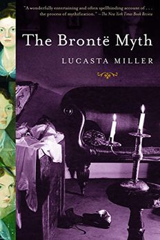The Bronte Myth book cover