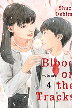 Blood on the Tracks, Vol. 4 book cover