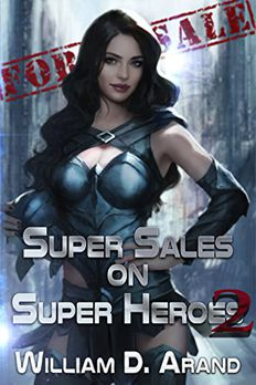 Super Sales on Super Heroes 2 book cover