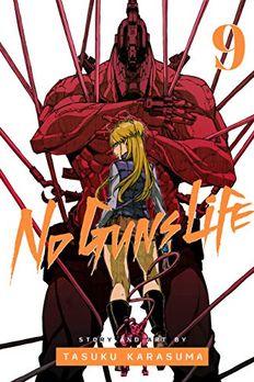 No Guns Life book cover