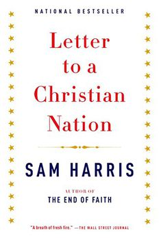 Letter to a Christian Nation book cover
