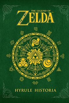 The Legend of Zelda book cover
