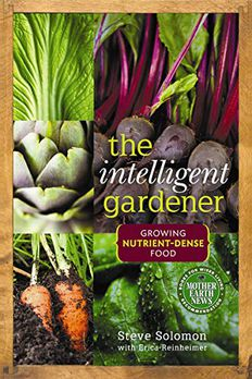 The Intelligent Gardener book cover