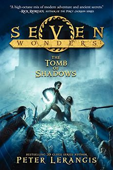The Tomb of Shadows book cover