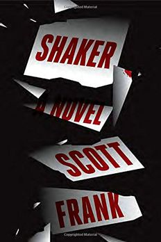 Shaker book cover