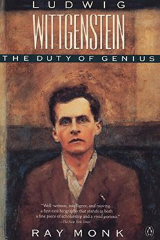 Ludwig Wittgenstein book cover
