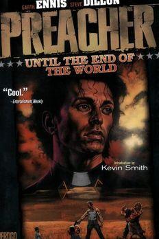 Preacher VOL 02 book cover
