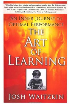 The Art of Learning book cover