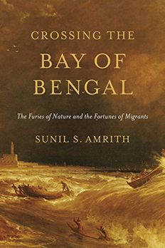 Crossing the Bay of Bengal book cover