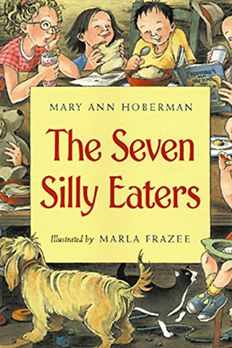 The Seven Silly Eaters book cover