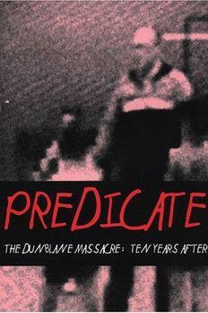 Predicate book cover