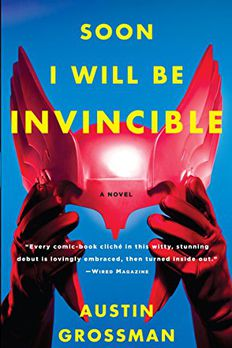 Soon I Will be Invincible book cover