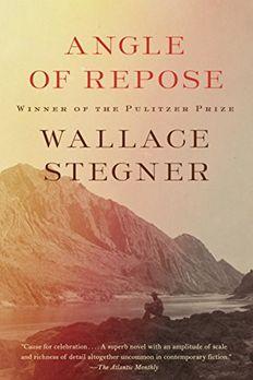 Angle of Repose book cover