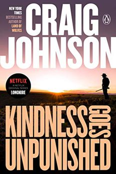 Kindness Goes Unpunished book cover
