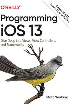 Programming iOS 13 book cover