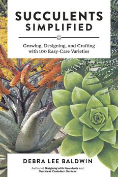 Succulents Simplified book cover