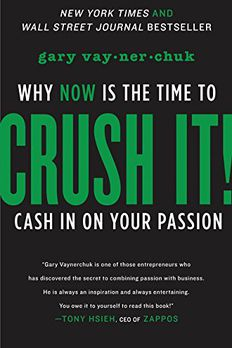 Crush It! book cover