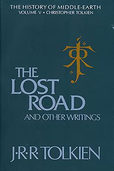 The Lost Road book cover