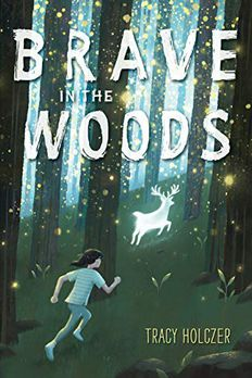 Brave in the Woods book cover