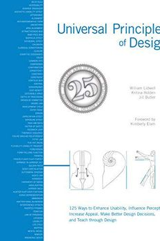 Universal Principles of Design, Revised and Updated book cover