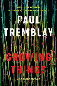 Growing Things and Other Stories book cover