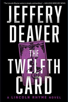 The Twelfth Card book cover