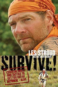 Survive! book cover