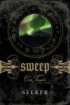 Seeker book cover