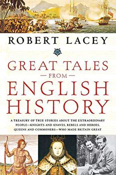 Great Tales from English History (omnibus) book cover