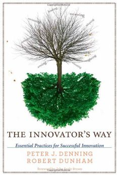 The Innovator's Way book cover
