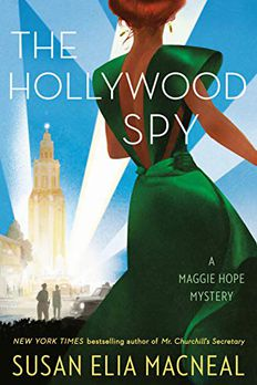 The Hollywood Spy book cover