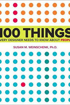 100 Things Every Designer Needs to Know About People book cover