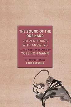 The Sound of the One Hand book cover