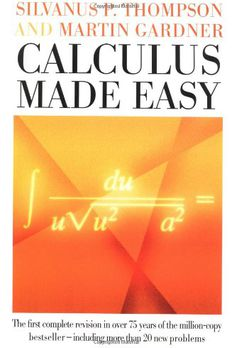 Calculus Made Easy book cover