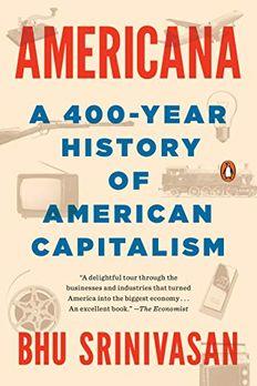 Americana book cover