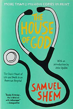 The House of God book cover