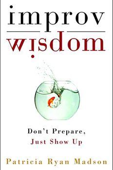 Improv Wisdom book cover